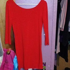 Baxkless Dress